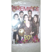 Barbara Mori Luis Gerardo Mendez Revista Premier 2014
