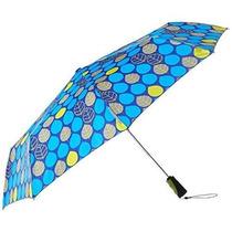 Sombrilla Totes Trx Auto Abrir Y Cerrar Titan Umbrella Regu