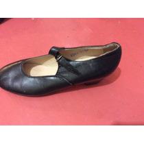 Zapatos De Danza . Marca Miguelito 21cms