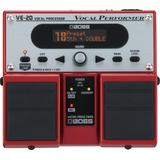 Pedal Boss Ve-20 Procesador Vocal Incluye Envio Gratis