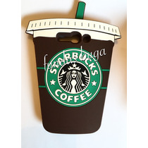 Funda C9 Ot 7047 Starbucks Vaso Silicon Cafe Alcatel