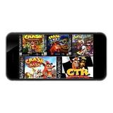 Juegos Crash Bandicoot Para Android + Juegos Regalos Crash
