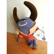 Disney Store Pixar Monsters University Inc Johnny Peluche