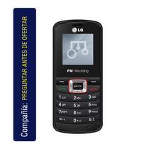 Celular Lg Gb190 Cám Vga Sms Mms Microsd Reproductor Mp3