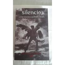 Libro Silencio Tercera Parte De La Saga Hush Hush