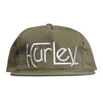 Gorra Hurley Original Washed 2dh Snapback