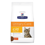 Hills Alimento Gato C/d Urinary 3.9 Kg - Prescription Diet - Nuevo Original Sellado