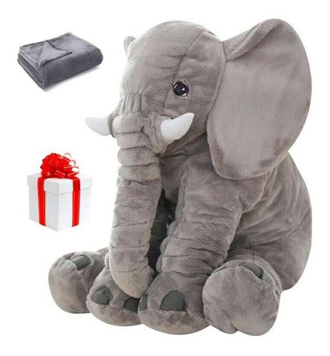 Tickos Almohadas de Elefante Beb/é Elefante de Peluche Juguetes de Elefante Gris Coj/ín de Felpa Elefante Regalos Perfectos para Infant Nacidos Ni/ñito Beige
