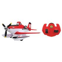Aviones De Disney Fire & Rescue Infra-rojo - Dusty