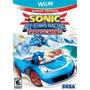Sonic Y All Stars Racing