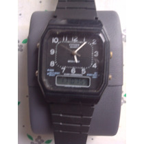 Reloj Citizen Quartz ,con Manecillas Ydigital
