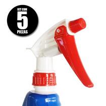 Atomizador Para Limpiar Vidrios Kit Con 5 Piezas