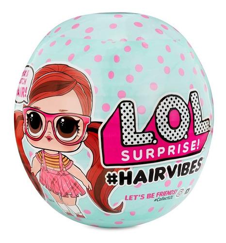 Muñeca L.o.l. Surprise Innovation Doll - Hair Vibes