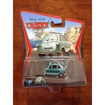 Disney Pixar Cars 2 Profesor Z # 06 (zundapp)