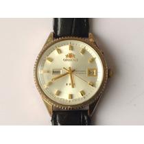 Antiguo Reloj Orient Vintage 21 Joyas. Automático, Raro