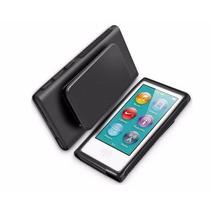 Kit Combo Case Funda Clip + Mica Protector Para Ipod Nano 7