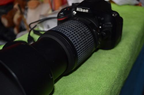 Nikon D5200 24 Megapixele Video Fullhd Wifi + Lente + Mochil en