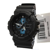 Reloj Casio G-shock Gac100-1a2 Negro
