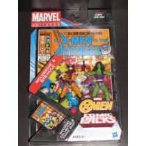 Wolverine Y She-hulk