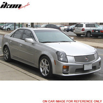 Cadillac Cts Parrilla Mesh Acero Inoxidable 2003 Al 2007