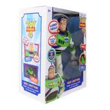 Buzz Lightyear Toy Story Original Habla En Español 30cm Alto