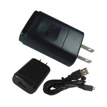 Lg Cargador Micro Usb Original Negro G4 G2 Mini L80 L90 L70