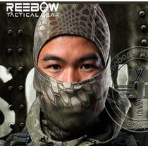 Mascara Careta Tactica Militar Camuflajeada