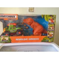 Matchbox Remolque Jurasico