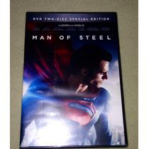 Dvd Superman Man Of Steel