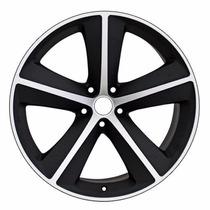 Set De Rines Negro Mate Dodge Challenger Charger 20x9