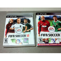 Video Juego Fifa 12 Para Ps3