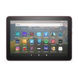 Tablet Con Funda Amazon Fire Hd 8 2020 8  32gb Plum Con Memoria Ram 2gb