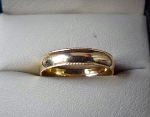 2cea8c913732 Anillo Argolla Matrimonio 10 Kilates Uno Solo en venta en ...