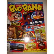 Revista Big Bang #1 El Demonio De Tasmania - Hilary Duff Lbf