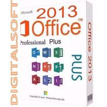 Office Professional Pro Plus 2013 10 Pc Licencia Original