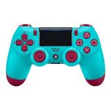 Control Joystick Sony Dualshock 4 Berry Blue