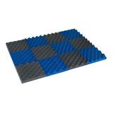 Superkit 100 Piezas Espuma Acústica Colores