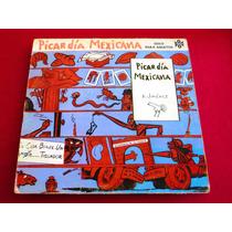 Picardia Mexicana, Armando Jimenez / Lp Raro 1977