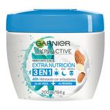 Crema Facial Hidratante 3 En 1, Garnier, 200ml