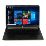 Laptop Gamer Hp Amd A4 9125 4gb Ssd 64gb 14 Radeon Wifi Usb