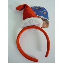 El Traje De Santa - Mini Rojo Señoras Sombrero Banda Para A