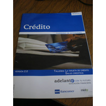 Crédito. Cuaderno De Actividades - Bancomer