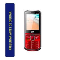 Celular Ekt Hm-900 Llamadas Mensajes Organizador Camara