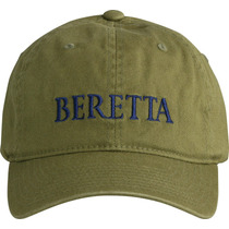 Be30838 Beretta Gorra Cachucha Verde Olivo Unitalla