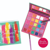 Paleta 25 Sombras | Brilliant | Trend Beauty Original