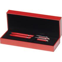 Bolígrafo Y Portaminas Ferrari 200 - Personalizado Incluido