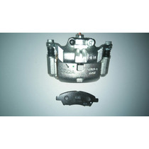 Calipers Delanteros Nissan Versa March Originales C/balatas
