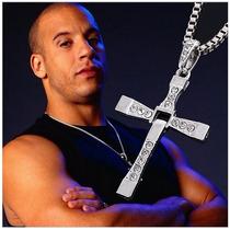 Collar Cruz Dominic Toretto De Pelicula Rapido Y Furioso