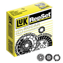 Kit Clutch Audi A3 2.0 No Turbo 2004 2005 2006 2007 Luk