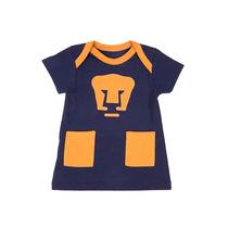 Vestido Para Bebe De Pumas De La Unam Marca Gapac